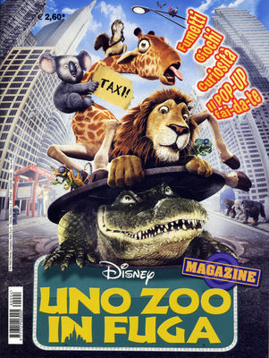 Uno Zoo In Fuga (2006) Streaming